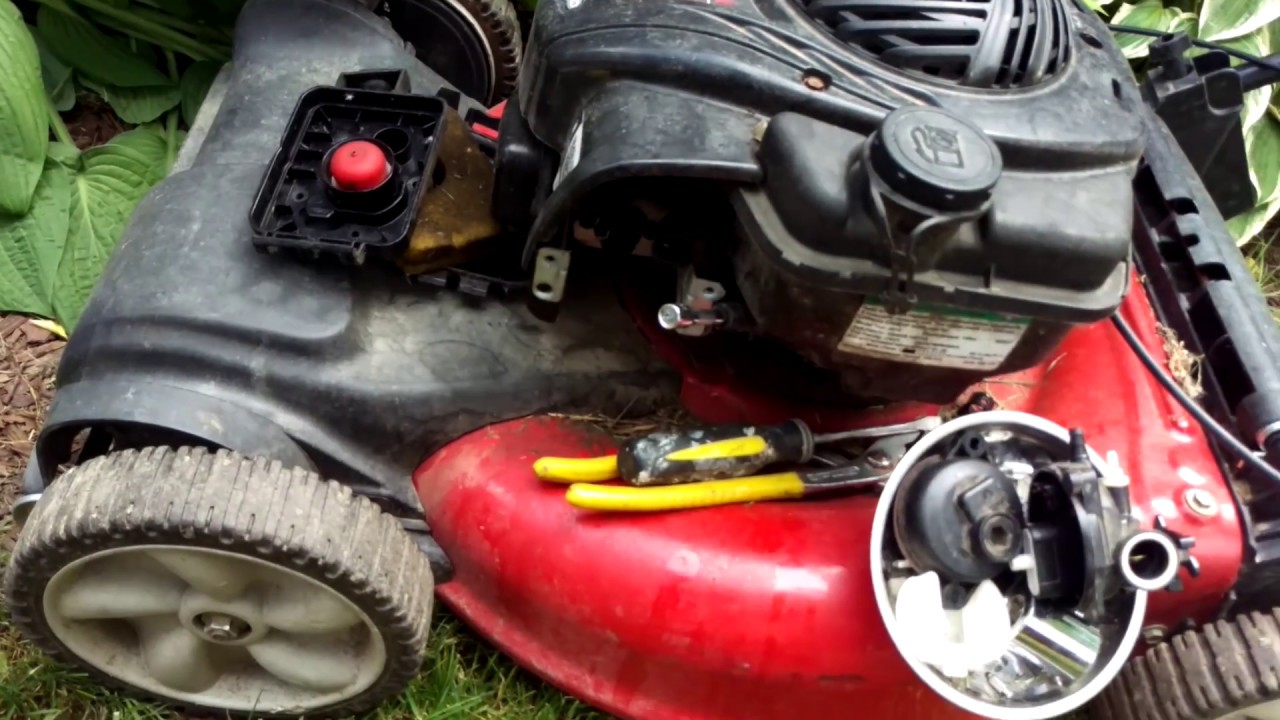 How To Fix Yard Machines Lawn Mower That Does Not Start From Home Mtd 211360 Parts List And Diagram Ereplacementpartscom Depot 550e 140cc Briggs Stratton