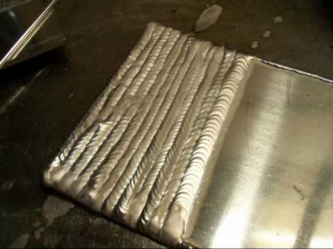 Aluminum Welding Training On Your Own At Home Youtube