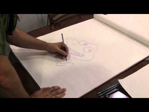 Draw Buddy from Dinosaur Train with Craig Bartlett! - The Jim Henson Company