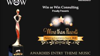 Parenting Excellence Award, Awardees Entry theme Music_Win or Win Consulting - Mental Health Clinic