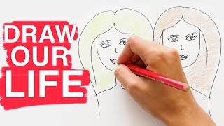Draw my life | A Cup of Style