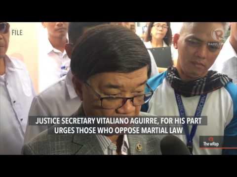 Congress 'unlikely' to revoke martial law in Mindanao