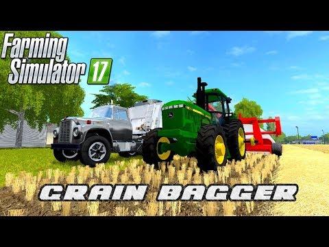 FS17 Mod Spotlight - EP. 43: Grain Bagger!