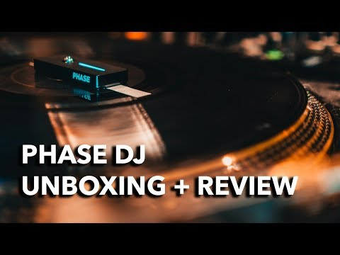 PHASE wireless DJ system unbiased review + unboxing (from a working DJ)