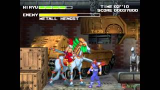 Strider 2 - Gameplay PSX / PS1 / PS One / HD 720P (Epsxe)
