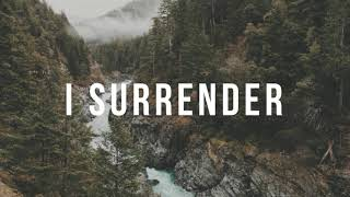 Fundo Musical - I Surrender (Eu Me Rendo) - Hillsong Worship | Piano Instrumental