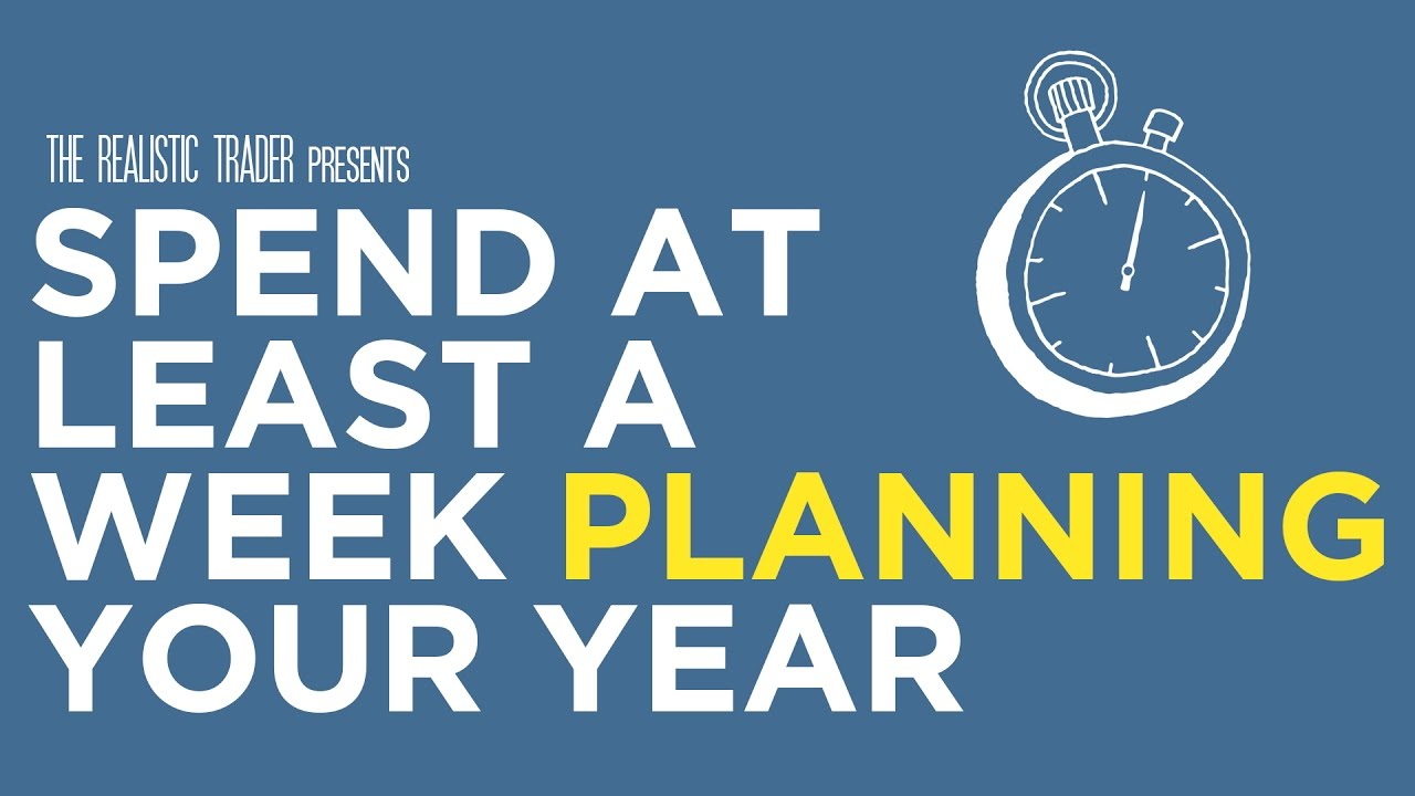 Planning Your Life Plan Year People Try It