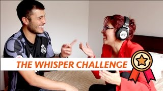 WHISPER CHALLENGE - FELIPE ZULUAGA