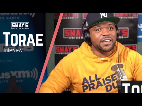 Torae Freestyles His Interview Gearing Up for 'All Praises Due' Album Release