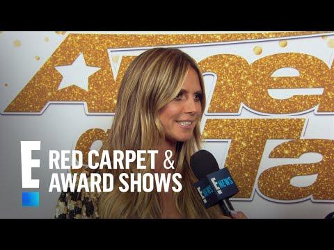 """America's Got Talent"" Judges Support Friend Mel B | E! Red Carpet & Live Events"