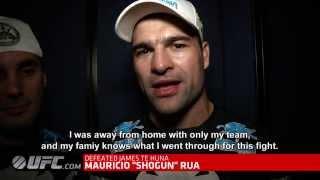 UFC Brisbane: Shogun Rua Post-Fight Interview