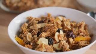 Easy Recipe For Homemade Granola