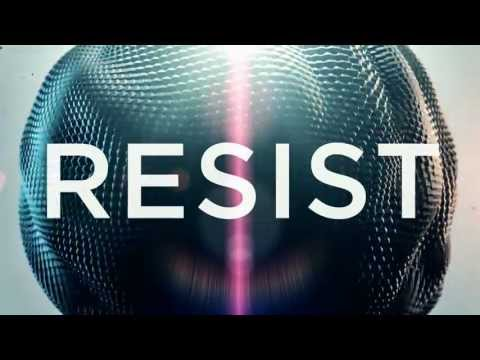 TESSERACT - Resist (Lyric Video)