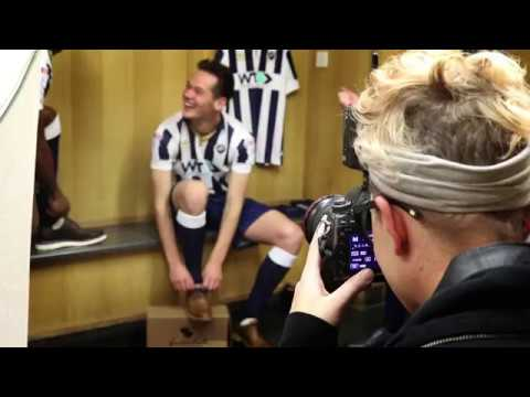 Goodwin Smith and Millwall Football Club Partnership 2016/17