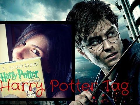 Harry Potter Tag: Curiosando nel mio Mondo :)