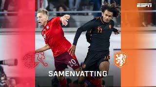 Швейцария U-21  2-2  Голландия U-21 видео