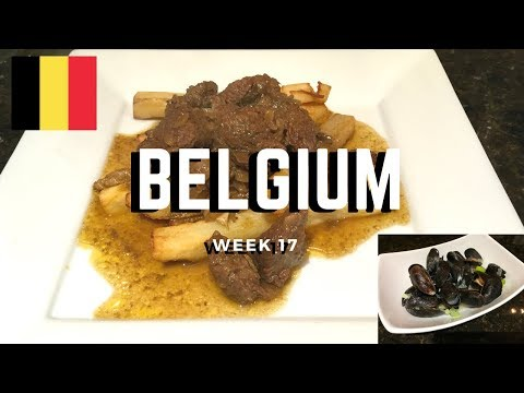 Second Spin, Country 17: Belgium [International Food]