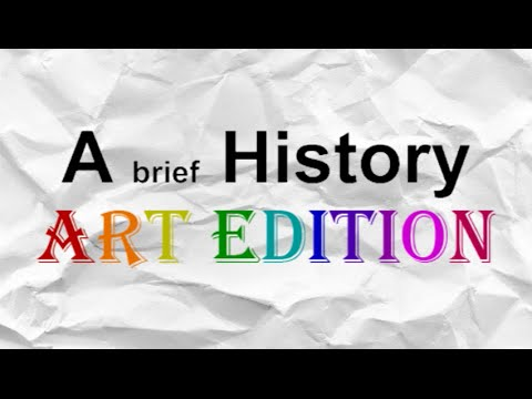 A Brief Art History