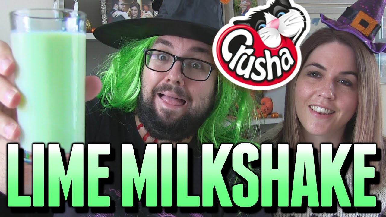 Crusha Lime Milkshake Review