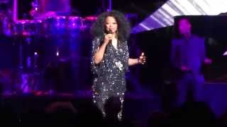 "Diana Ross ""Love Hangover""/""Take Me Higher""/""Ease on Down the Road"" - Chicago, IL 4-30-2014"