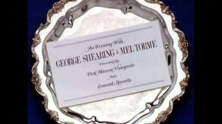 George Shearing & Mel Tormé in San Francisco - It Might as Well Be Spring
