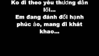 Nothing In Your Eyes - Mr.T ft Yanbi & Hà Bi - Lyrics