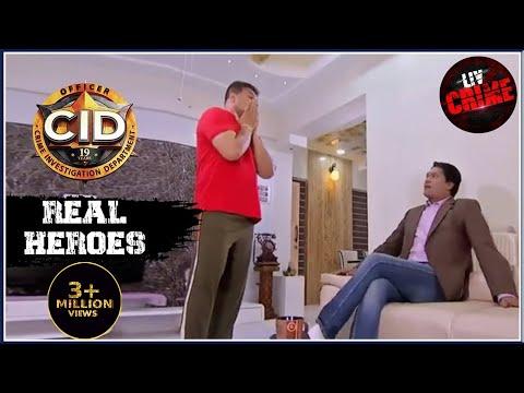 Will Daya Reveal His Secret?   C.I.D   सीआईडी   Real Heroes