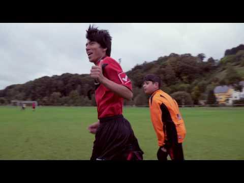 Football team SPORTUNITY: integration through sport