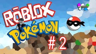Danish ROBLOX POKEMON EP. 2-the thief!