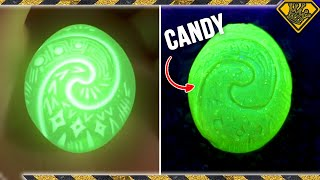 Glowing Heart of Te Fiti Candy (Moana IRL)