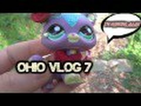 LPS: Ohio Vlog #7 (3 Fools Unconscious In A River)