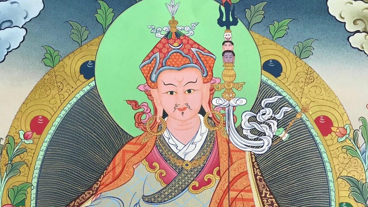 Rubrica Marotta Episodio 5 - Tangka Padmasambhava XVII secolo