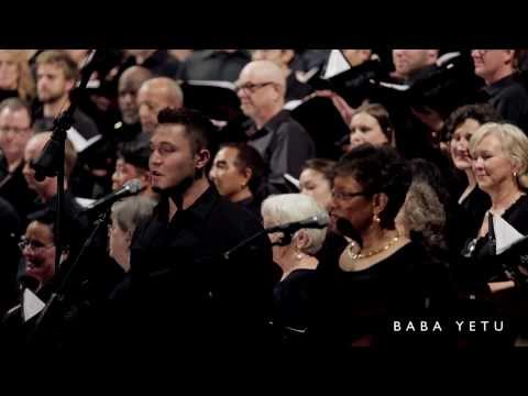 Baba Yetu -Angel City Chorale