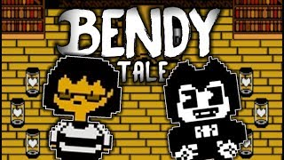 WILL HENRY STOP BENDY AND SOLVE THE MYSTERY?! | BendyTale