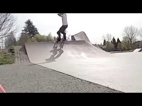 45 year old skating in Seattle #5- Judkins Park