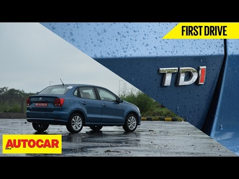 Volkswagen Ameo 1.5 TDI Diesel | First Drive | Autocar India
