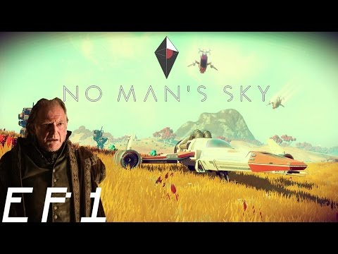 No Man`s Sky Episode 1 - Meat Pie