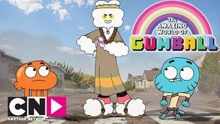 Gumball | Cartoon Network İtalya | şaşırtıcı dünyaya söyleyecek bir şey yok ...