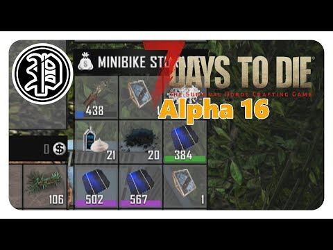 7 Days to Die Alpha 16.4 Deutsch | Mehr Solar | Part 81