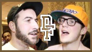 MOS PROB VS TWO-CAN | Don't Flop Rap Battle