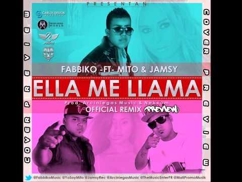 """[PREVIEW] Ella Me Llama [REMIX] - Baby Rasta y Gringo """"Los Lobos"""" Ft Alkilados (REGGAETON 2013)"""