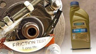Ravenol VMP 5W30 Jak skutecznie olej chroni silnik?