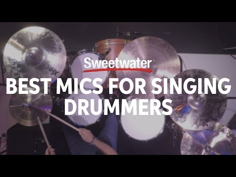 Best Mics For Singing Drummers Youtube