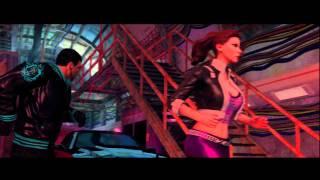 Saints Row: The Third - Mission #2 - Im Free... Free Falling [HD]
