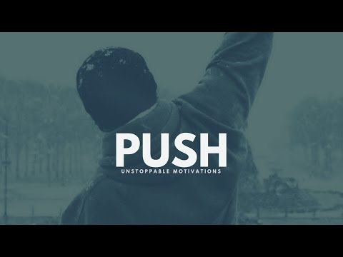 PUSH ► Motivational speech For Success In life – With Motivation QOUTES – Download Present (Audio)