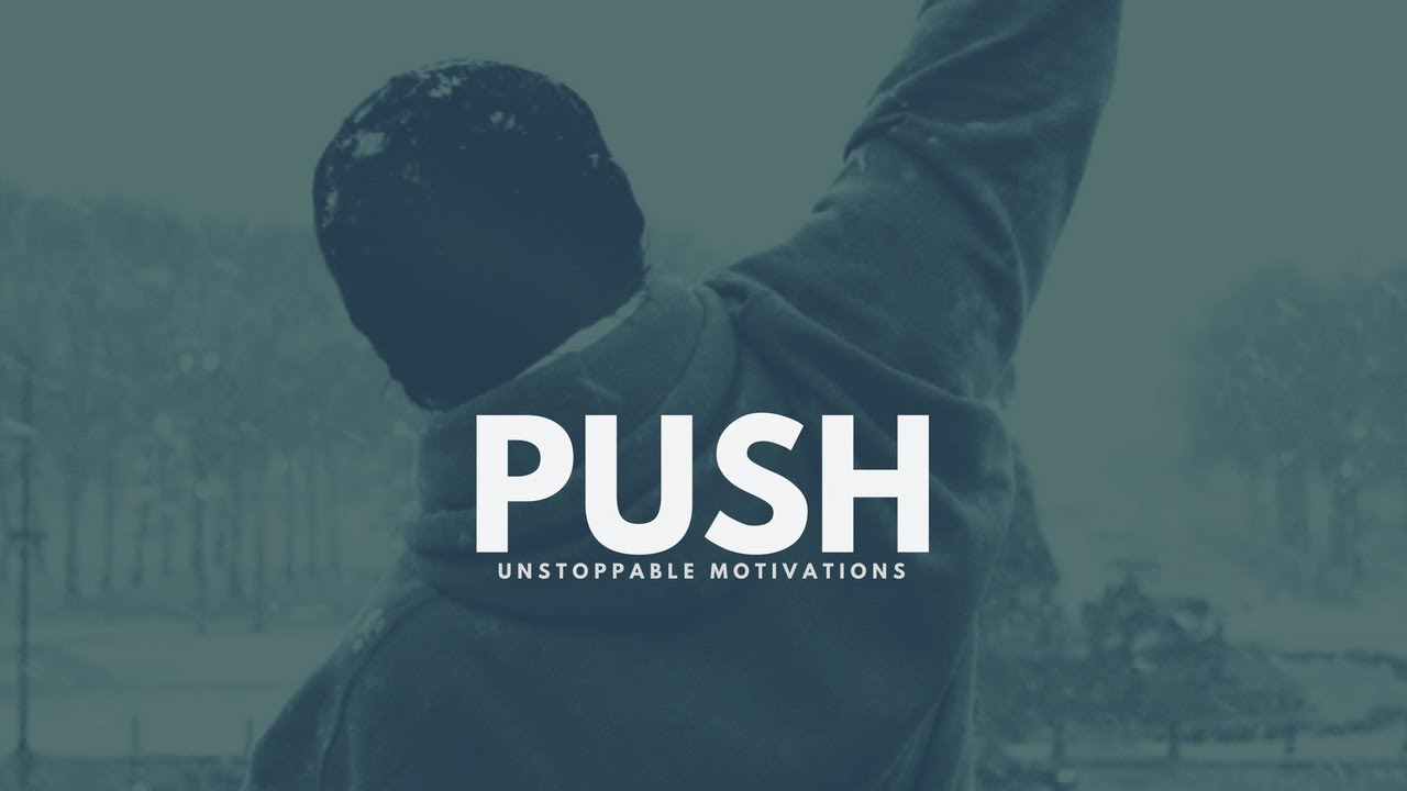 PUSH ► Motivational speech For Success In life - With Motivation QOUTES -  Download Present (Audio)