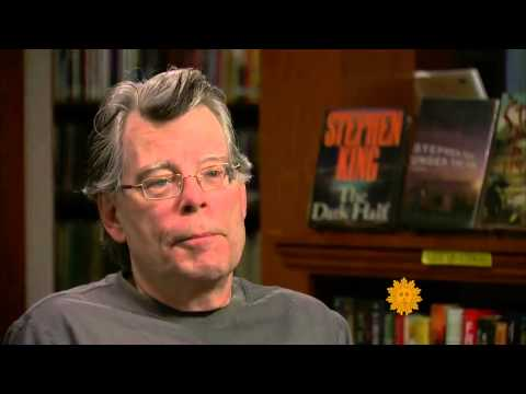 Writer Stephen King on