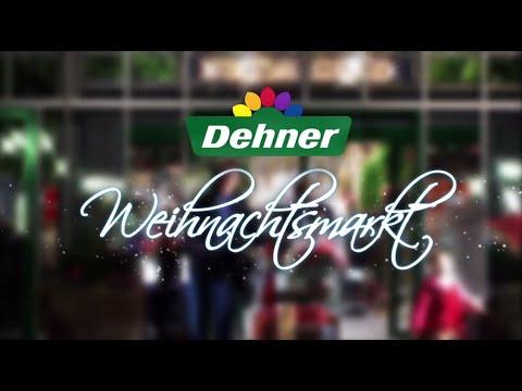Die Weihnachtsmärkte Bei Dehner Sind Eröffnet Youtube