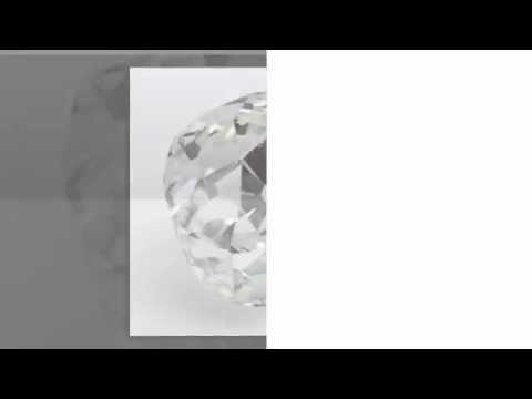 Charm Of Past - Old Mine Cut Diamond