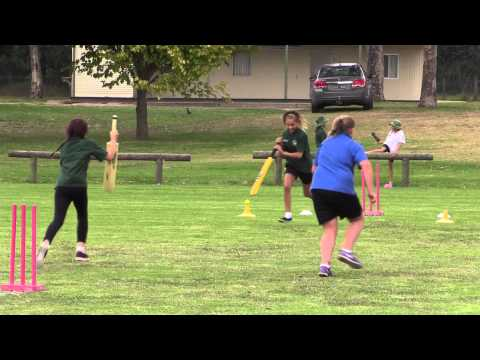 Get into Cricket - Gippsland Girls Cricket Carnival